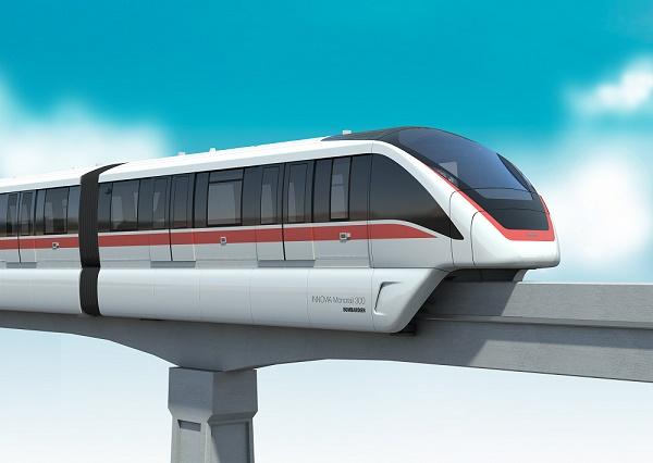 INNOVIA Monorail 300