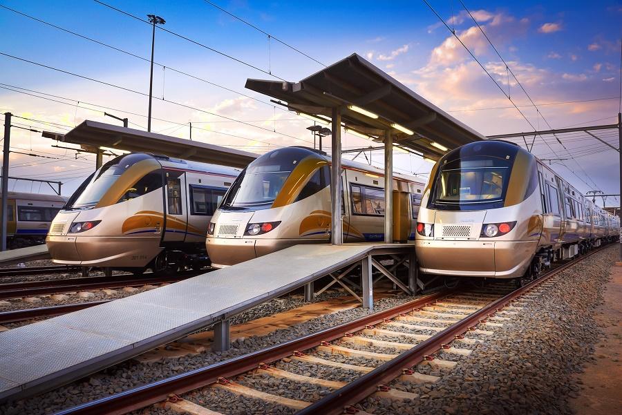 Locomotoras Electrostar Africa