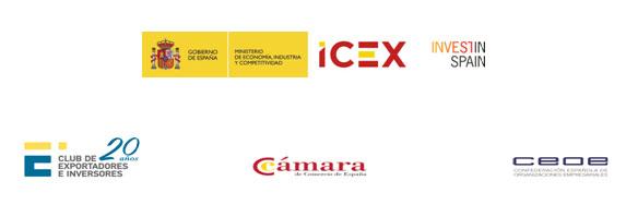 colaboradores del panel de relaciones comerciales Canada españa
