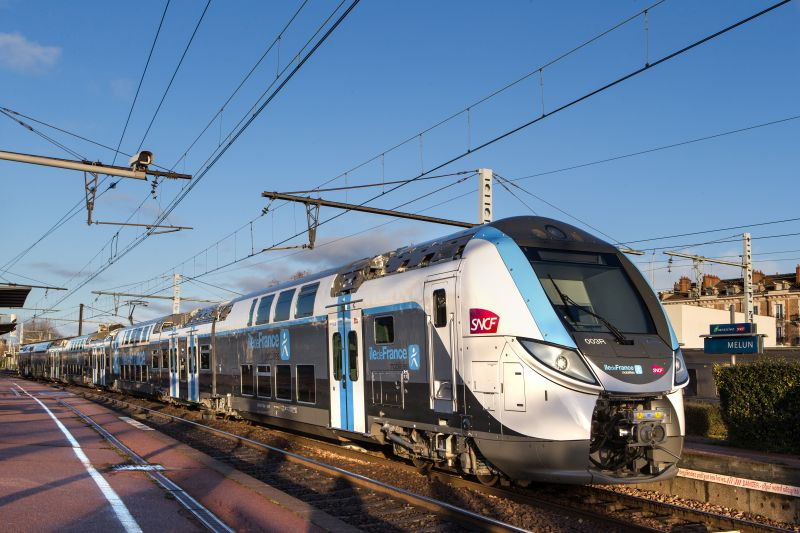 Bombardier: trenes regionales de doble piso.