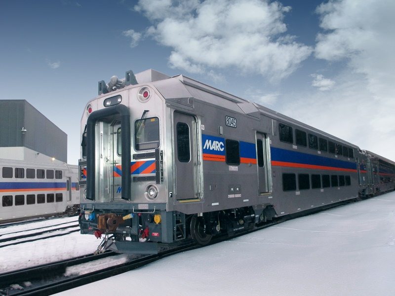 Bombardier Transportation MTA