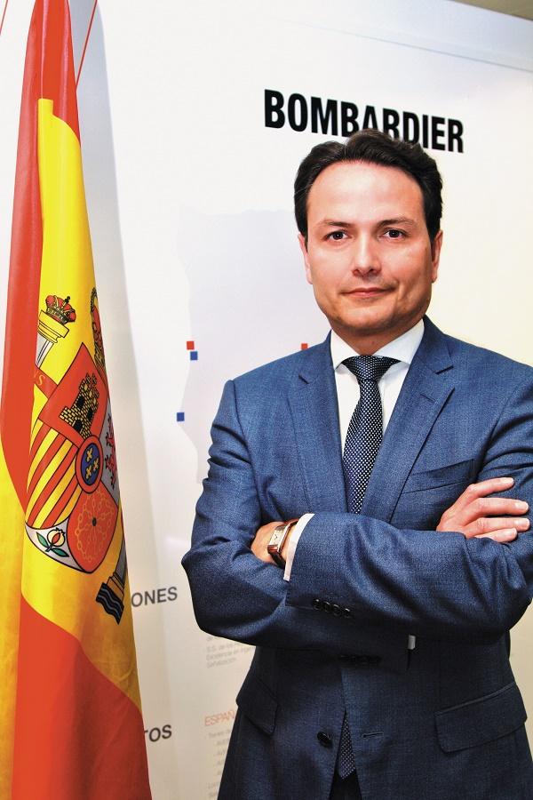 Oscar Vázquez, Bombardier