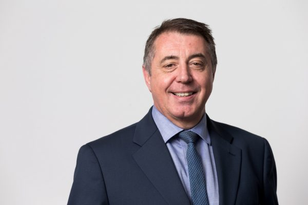 Phil Hufton, Managing Director Bombardier Transportation UK