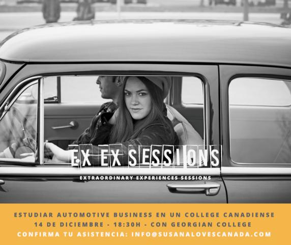 Sesión Informativa ~ Exex Georgian