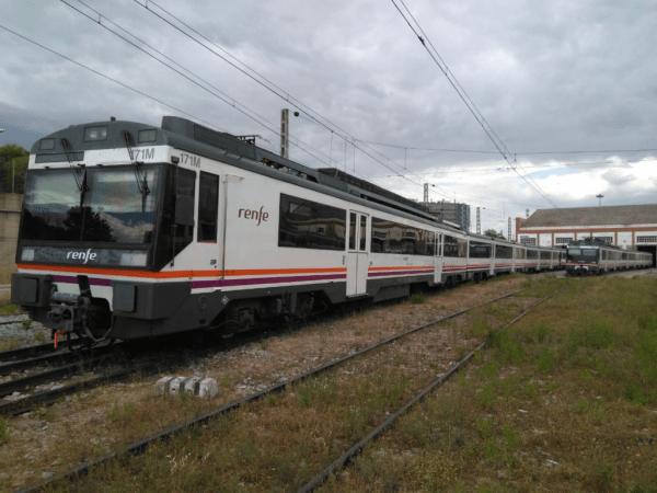 Cercanías, BTren