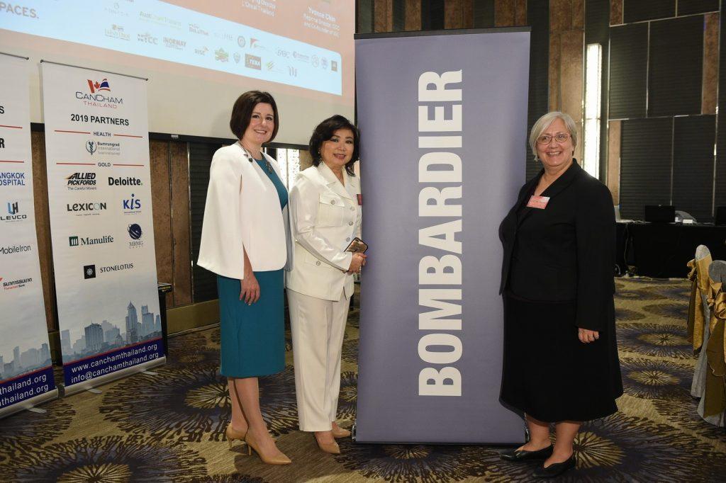 Bombardier CanCham Thailand