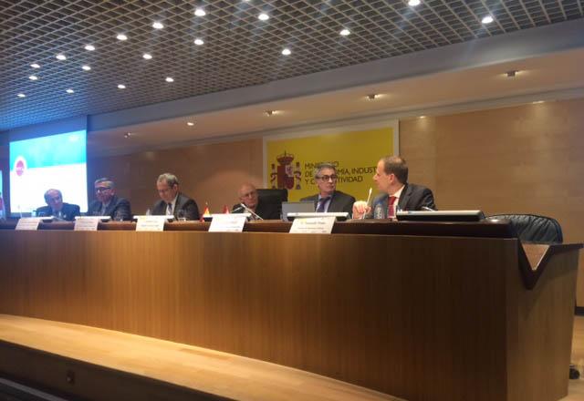 Panel de las relaciones comerciales entre España y Canadá foto 7